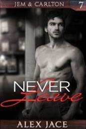 descargar epub Nunca te vayas – Autor Alex Jace