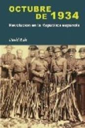 descargar epub Octubre de 1934: revolución en la República Española – Autor David Ruiz