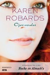 descargar epub Ojos verdes – Autor Karen Robards gratis