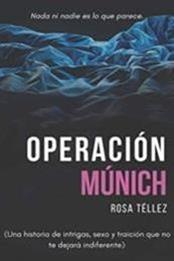 descargar epub Operación Múnich – Autor Rosa Téllez