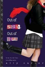 descargar epub Out of sight, out of time – Autor Ally Carter