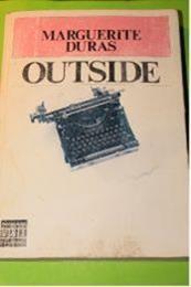 descargar epub Outside – Autor Marguerite Duras gratis