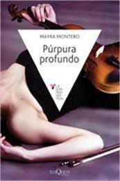 descargar epub Púrpura profundo – Autor Mayra Montero