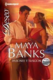 descargar epub Pasiones y traición – Autor Maya Banks
