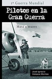 descargar epub Pilotos en la gran guerra – Autor Jose Ignacio Velasco Montes