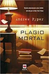 descargar epub Plagio mortal – Autor Andrew Pyper