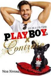 descargar epub Play boy por contrato – Autor Noa Xireau gratis