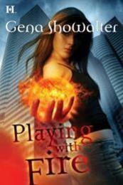 descargar epub Playing with Fire – Autor Gena Showalter