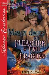 descargar epub Pleasure of two dragons – Autor Marcy Jacks