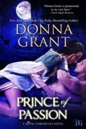 descargar epub Príncipe de la pasión – Autor Donna Grant gratis