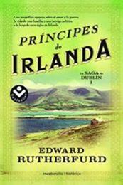 descargar epub Príncipes de Irlanda – Autor Edward Rutherfurd gratis