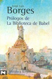 descargar epub Prólogos de la Biblioteca de Babel – Autor Jorge Luis Borges gratis