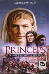 descargar epub Princeps. El primer ciudadano de Roma. – Autor Gabriel Castelló