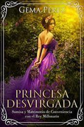 descargar epub Princesa desvirgada – Autor Gema Pérez gratis