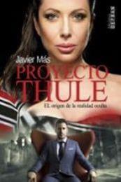 descargar epub Proyecto Thule – Autor Vicente Javier Más Torrecillas