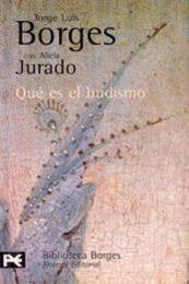 descargar epub Qué es el budismo – Autor Jorge Luis Borges