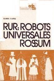 descargar epub R.U.R. Robots universales Rossum – Autor Joseph Capek;Karel Capek gratis