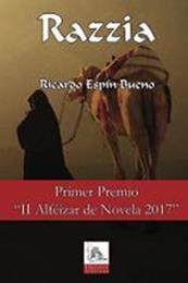 descargar epub Razzia – Autor Ricardo Espín Bueno