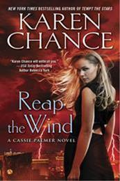 descargar epub Reap the wind – Autor Karen Chance