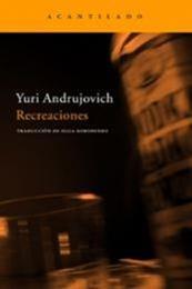descargar epub Recreaciones – Autor Yuri Andrujovich