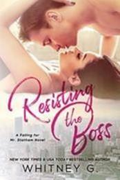 descargar epub Resisting the Boss – Autor Whitney G.