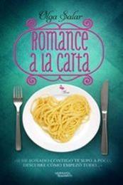 descargar epub Romance a la carta – Autor Olga Salar