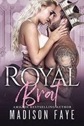 descargar epub Royal brat – Autor Madison Faye
