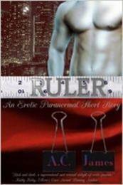 descargar epub Ruler – Autor A.C. James