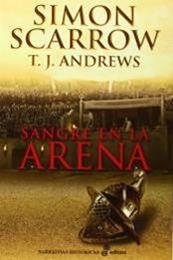 descargar epub Sangre en la arena – Autor Simon Scarrow gratis