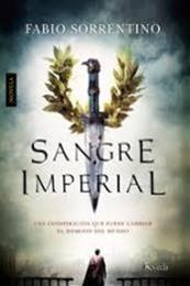 descargar epub Sangre imperial – Autor Fabio Sorrentino gratis