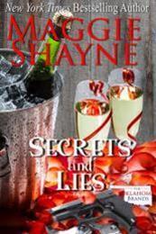 descargar epub Secretos y mentiras – Autor Maggie Shayne