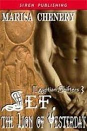 descargar epub Sef, el león del ayer – Autor Marisa Chenery