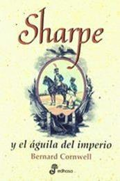 descargar epub Sharpe y el águila del imperio – Autor Bernard Cornwell