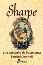 descargar epub Sharpe y la campaña de Salamanca – Autor Bernard Cornwell gratis