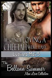descargar epub Si solo amar a un guepardo fuera fácil – Autor Bellann Summer gratis