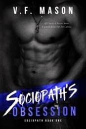 descargar epub Sociopath s Obsession – Autor V. F. Mason