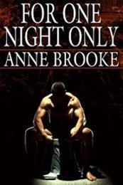 descargar epub Solo por una noche – Autor Anne Brooke