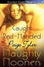 descargar epub Sorprendida infraganti – Autor Paige Tyler