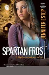 descargar epub Spartan Frost – Autor Jennifer Estep gratis