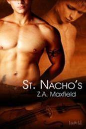 descargar epub St Nacho s – Autor Z. A. Maxfield
