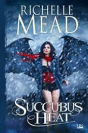 descargar epub Succubus Heat – Autor Richelle Mead
