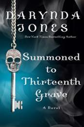 descargar epub Summoned to the thirteenth grave – Autor Darynda Jones