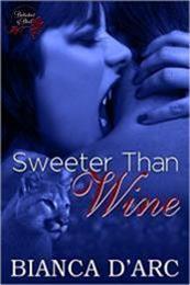 descargar epub Sweeter than wine – Autor Bianca DArc
