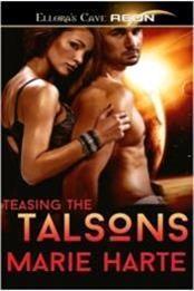 descargar epub Teasing the Talsons – Autor Marie Harte