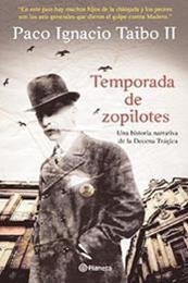 descargar epub Temporada de zopilotes – Autor Paco Ignacio Taibo II