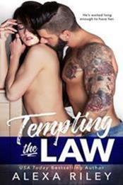 descargar epub Tempting the law – Autor Alexa Riley gratis