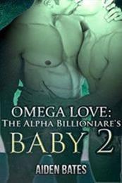 descargar epub The Alpha Billionaires Baby 2 – Autor Aiden Bates