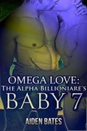 descargar epub The Alpha Billionaires Baby 7 – Autor Aiden Bates