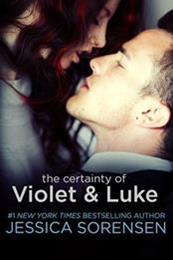 descargar epub The Certainty of Violet & Luke – Autor Jessica Sorensen