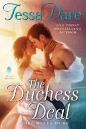 descargar epub The Duchess Deal – Autor Tessa Dare gratis